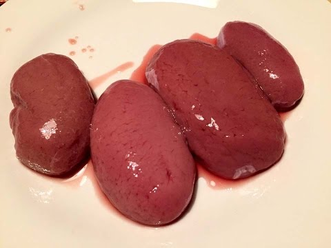 Wild boar testicles - Trippy Food Episode 82