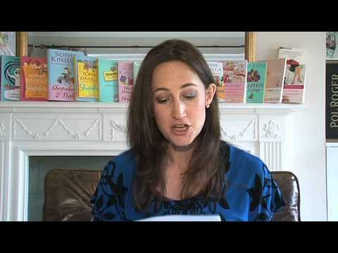 Sophie Kinsella reads an extract from her new novel Mini Shopaholic