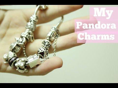 Pandora Bracelet | My Charm Collection