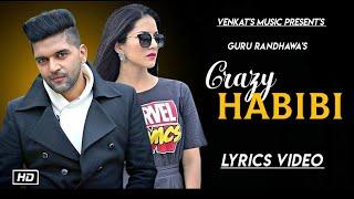 Crazy Habibi vs Decent Munda :  (Lyrics)  |Guru Randhawa| New Punjabi songs |VENKAT'S MUSIC 2019