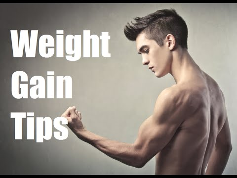3 Must-Follow Weight Gain Tips for Skinny Guys