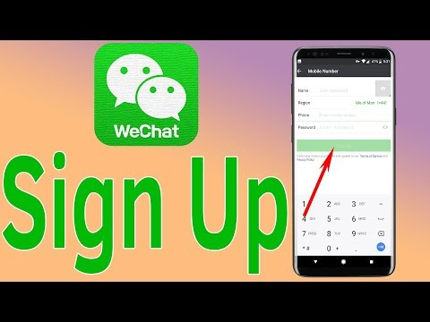 WeChat Sign in| How To Sign in On WeChat Part 2- Helping Mind