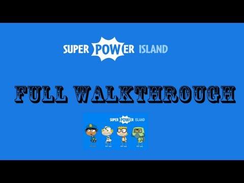 Poptropica - Super Power Island Full Walkthrough