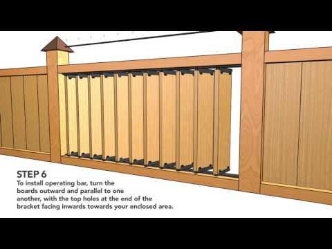 FLEX•Fence® DIY Instructions Video