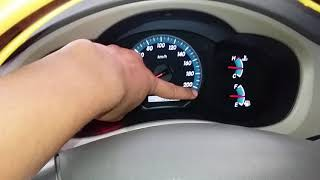 Reset timing belt light 150 prado gxl