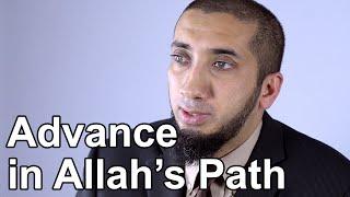 Advance in Allah