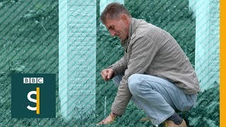 The man who survived a massacre - BBC Stories