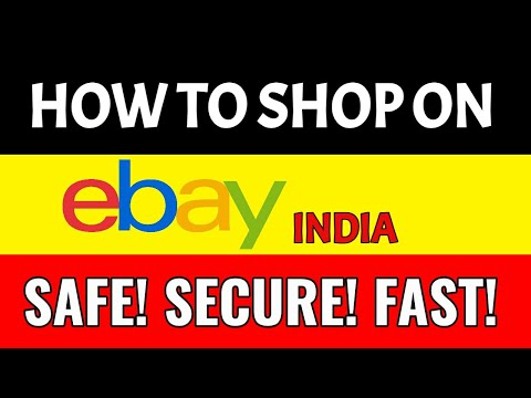 🔥How to shop on ebay in india hindi |eBay  pe shopping kaise karte hain.