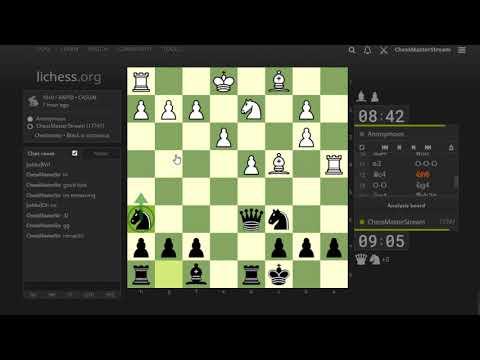 Playing friend - ChessMaster vs Neverplaychess