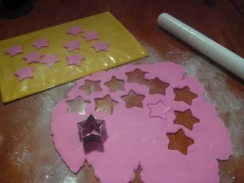 Cake Decorating: Shooting Stars for Cakes - Tutorial