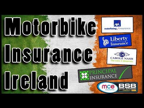 Motorbike Insurance in Ireland