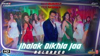 Jhalak Dikhla Jaa Reloaded  The Body   Rishi K, Emraan H, Scarlett W, Natasa S  Himesh R, Tanishk B
