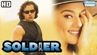 Soldier (HD) - Hindi Full Movie in 15mins - Bobby Deol - Preity Zinta
