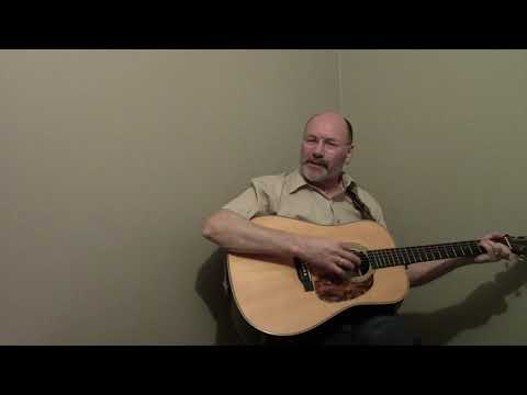 Selby Mesher singing ~ The Man On The Side Of The Road ~ Written by Chris Jones