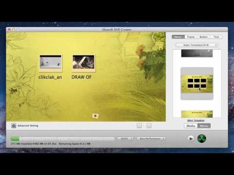 How to Convert AVI to VOB on Mac OS X Lion Video