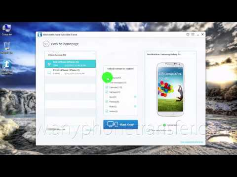 Android: How to Sync Your iCloud Photos onto Samsung Galaxy S4 ?