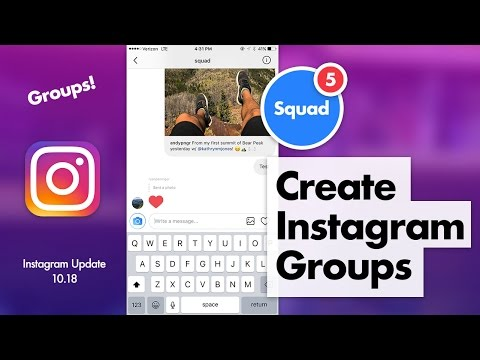 How to Create and Use Instagram Groups