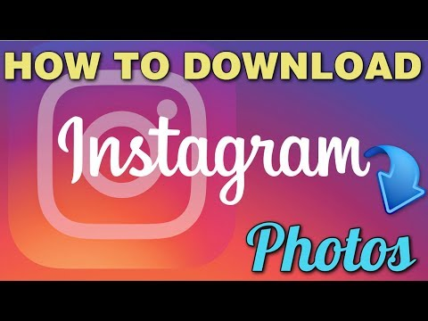 How to Download Instagram Photos to your Computer using Insta Quick Downloader