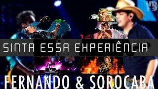 Fernando e Sorocaba - Fica Comigo Part. Marcos e Belutti (CD Sinta Essa Experiência - Ao Vivo)