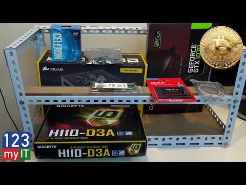 Nvidia Mining Rig - The Gambler Build