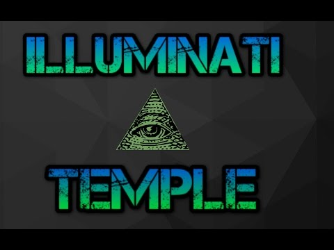 {NEW} Illuminati Temple - Azure Mines