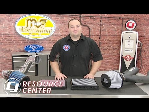 Oiled vs Dry Air Filters - Which Is For You? Ep. 3