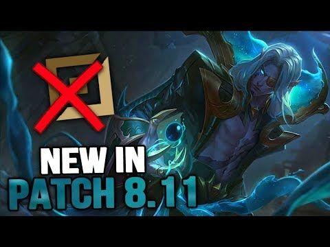 New in Patch 8.11 - THE ADC UPDATE (League of Legends)