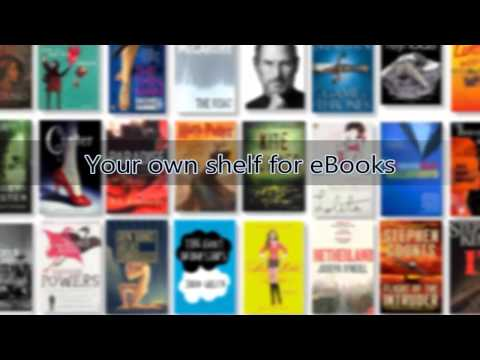 Ownshelf Overview: Sharing eBooks with Friends