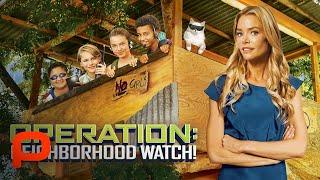Operation Neighborhood Watch (Full Movie) Adventure, Comedy, 2015