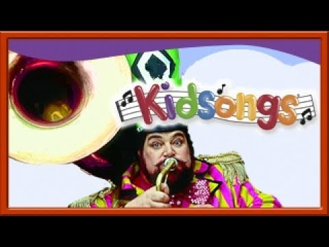 It's Circus Day |The Kidsongs TV Show | Top Childrens ...