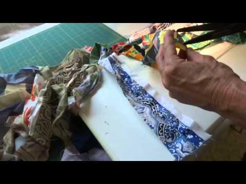 how to make rag yarn