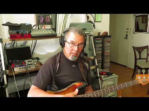 Eliseo En Español/ Improvisación en el bajo/2nda. parte