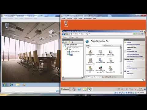 Configuration serveur 2008 R2 Serveur FTP