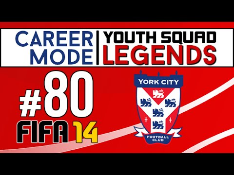 PS4 | FIFA 14 Career Mode | Youth Squad Legends 4 | Ep. 80