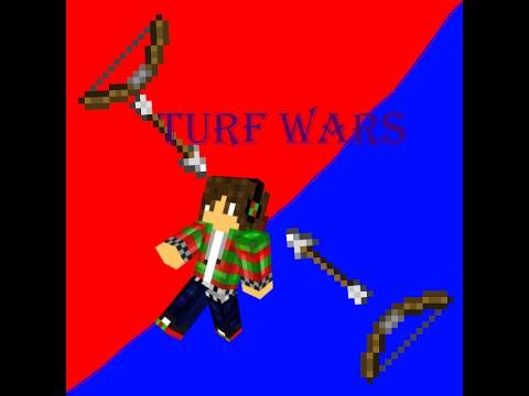 TurfWars on Mineplex - With Isbees