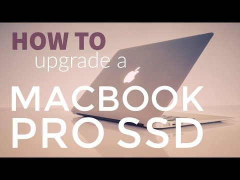How to Select the right SSD or RAM Upgrade for Your Mac using MacSales