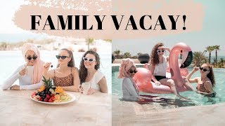 Come With Us On Our Family Vacation!