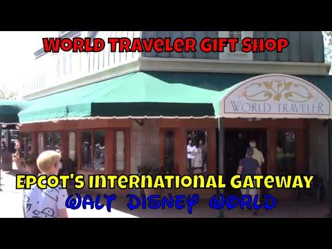 World Traveler Gift Shop at Epcot