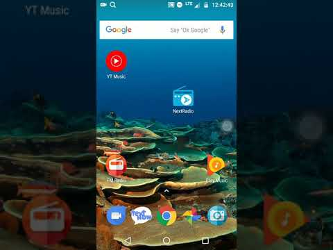 How To Get Music Data Free NextRadio App FM radio on Android