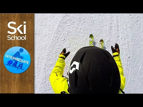 Intermediate Ski Lesson #4.4 - Arm & Body Position