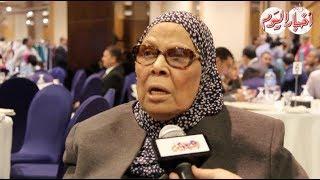 #x202b;أخبار اليوم   امنة نصير : علاج قضية الغارمات نجاح لمصر كلها#x202c;lrm;