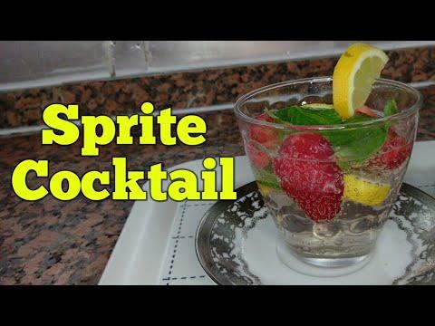 Sprite Cocktail