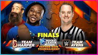 ROCKET LEAGUE FATHER-SON TOURNAMENT FINALS: TEAM HARPER vs. TEAM AYERS - Gamer Gauntlet