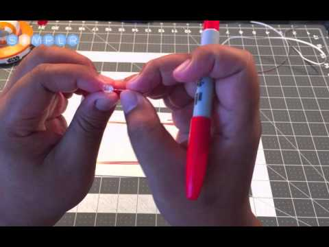 (Lesson 10) Build Your Own Lightsaber, Learn: Making a Paper Circuit - Part 2