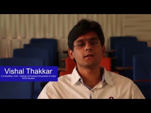 VISHAL THAKKAR - ACCA STUDENT (FINPLAN)