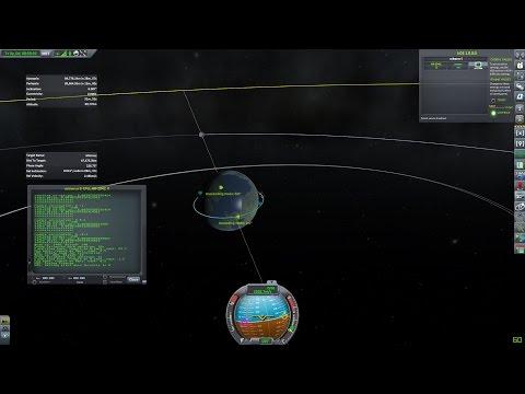 KSP 1.2 - KOS Funtimes Episode 3 - Matching Minmus' Orbital Plane