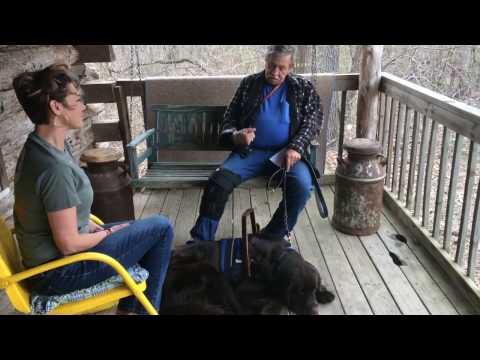 On Command Canine Training Center / Veteran's Testimony