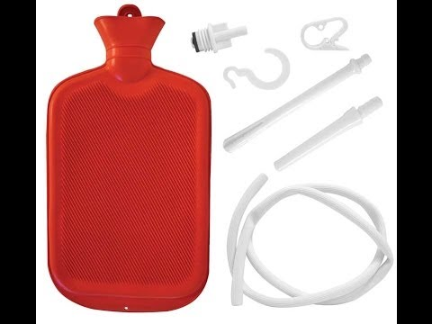 How to Use a Bottle Enema to Treat Constipation