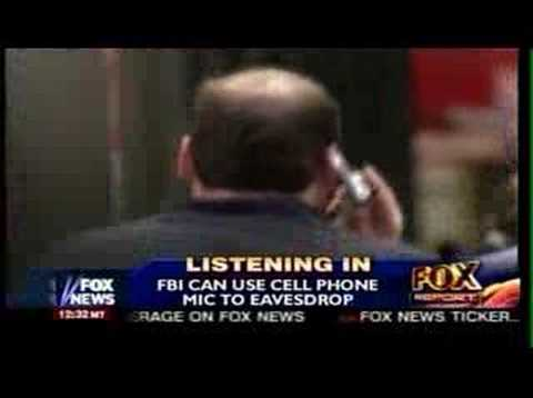 Fbi Listen To Mobile Phone While Off
