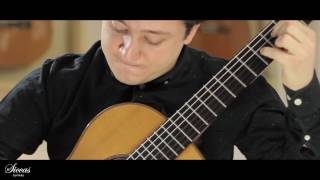 Gian Marco Ciampa plays the theme from